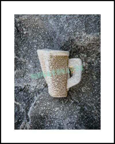 Frostig kaffekopp